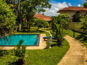 The Lagoon Villa