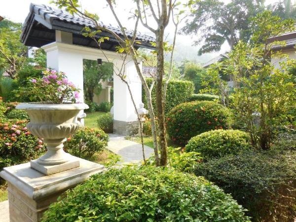 Holiday Village and Natural Garden Resort Phuket