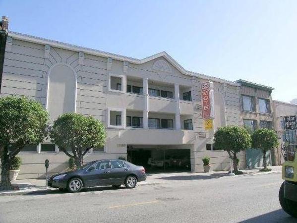 Nob Hill Motor Inn San Francisco