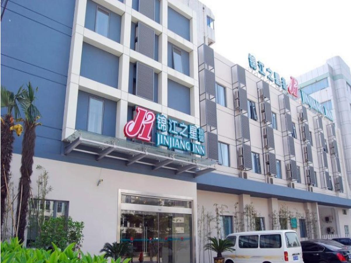 Jinjiang Inn Wuxi Liyuan Economic Development Zone Hotel