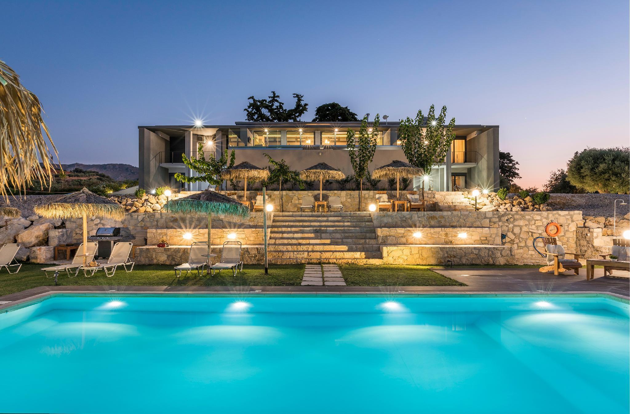 OliveNest Chania   Executive Villa