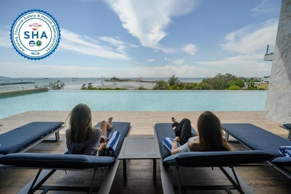 Oakwood Hotel & Residence Sri Racha SHA Certified Chonburi