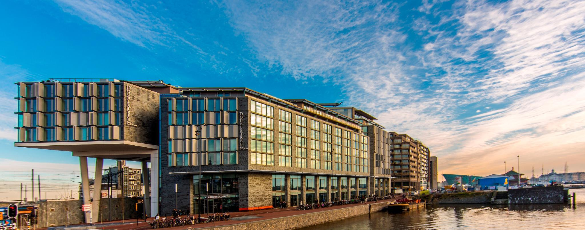 DoubleTree by Hilton Hotel Amsterdam Centraal Station