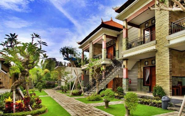 Hotel Arsa Santhi Nusa Penida Bali