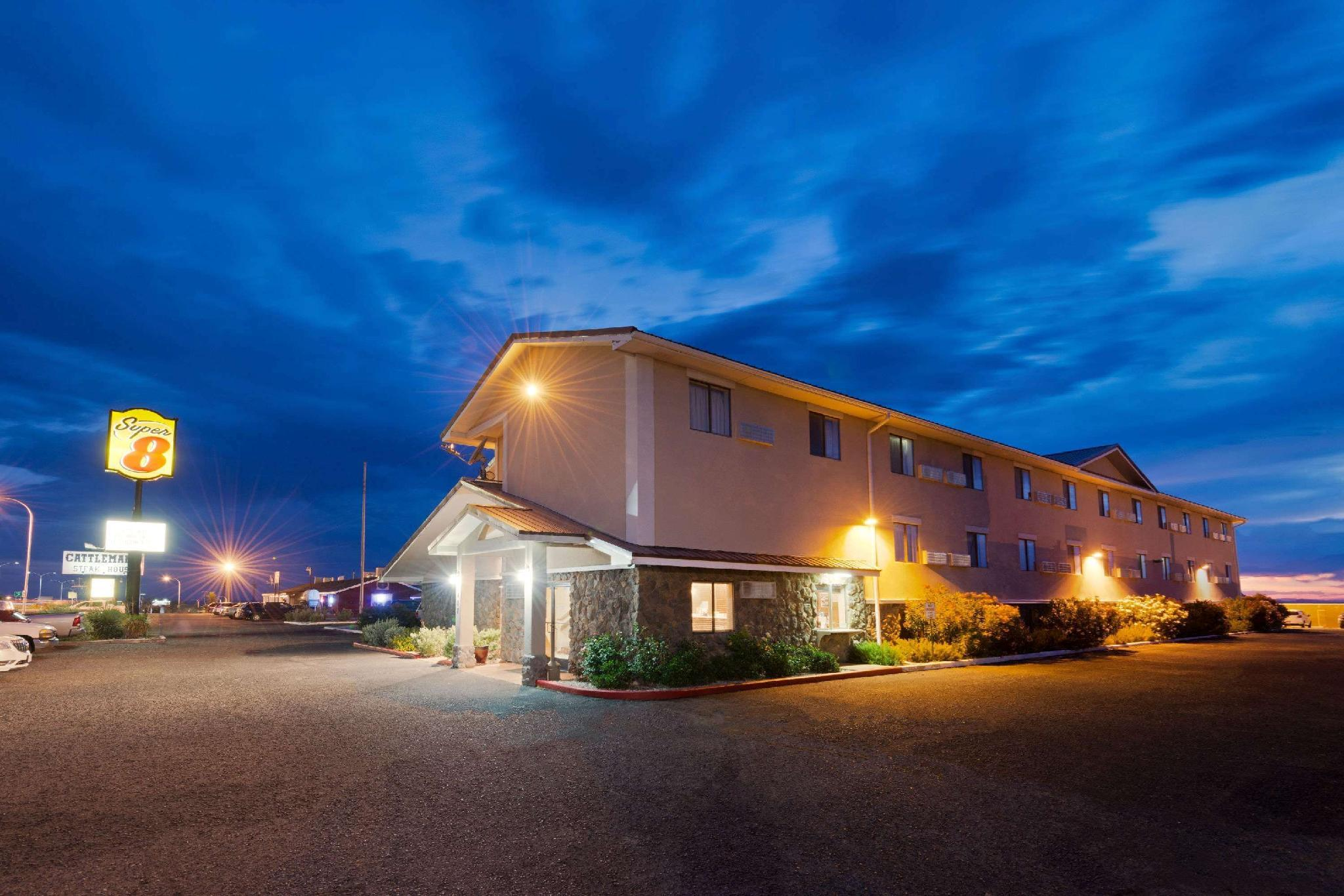 Super 8 By Wyndham Las Cruces White Sands Area