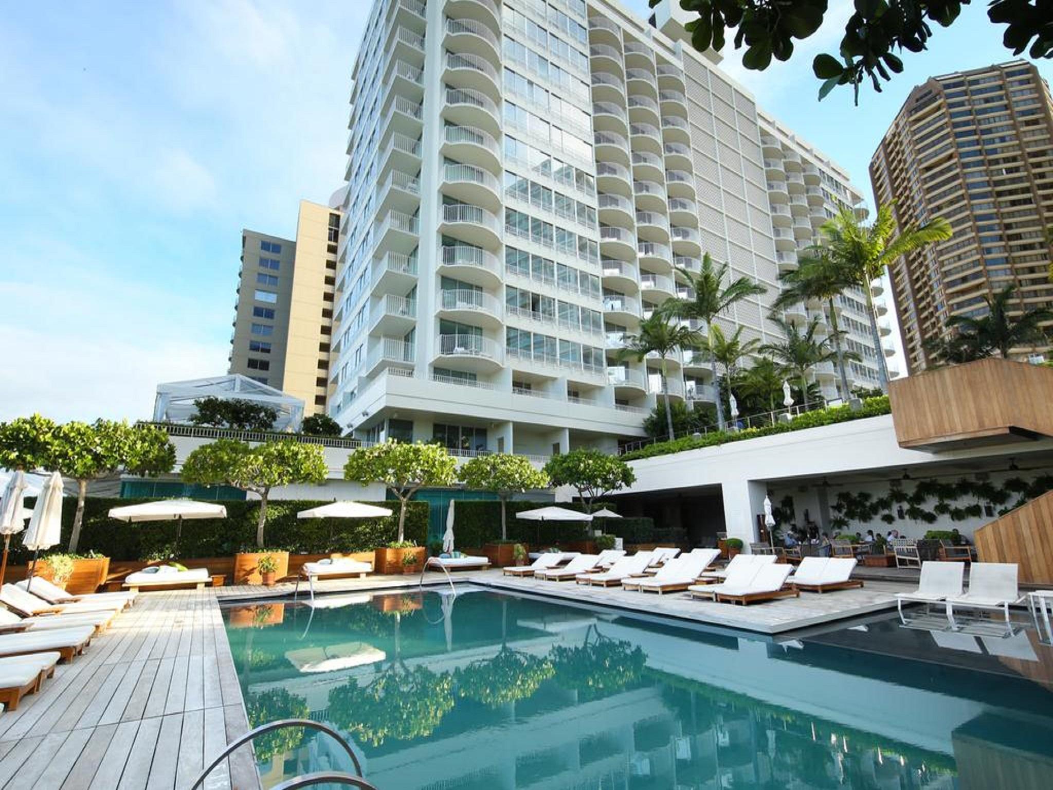 The Modern Honolulu Hotel