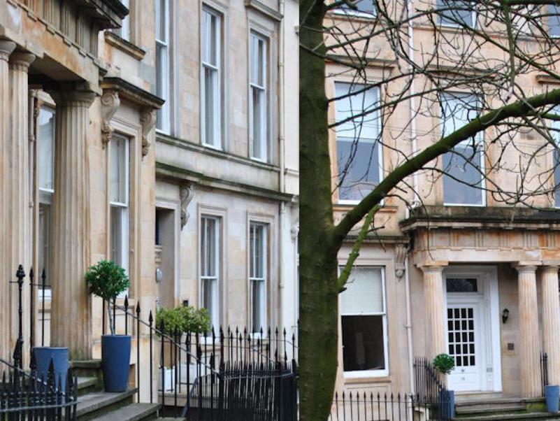 Dreamhouse Apartments Glasgow West End, Hotels ...