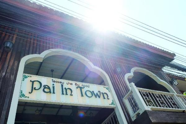 Pai In Town Hotel Pai
