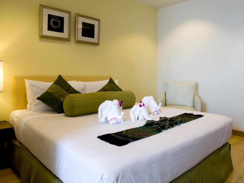 Bangkok Centre Hotel โรงแรมบางกอกเซ็นเตอร์