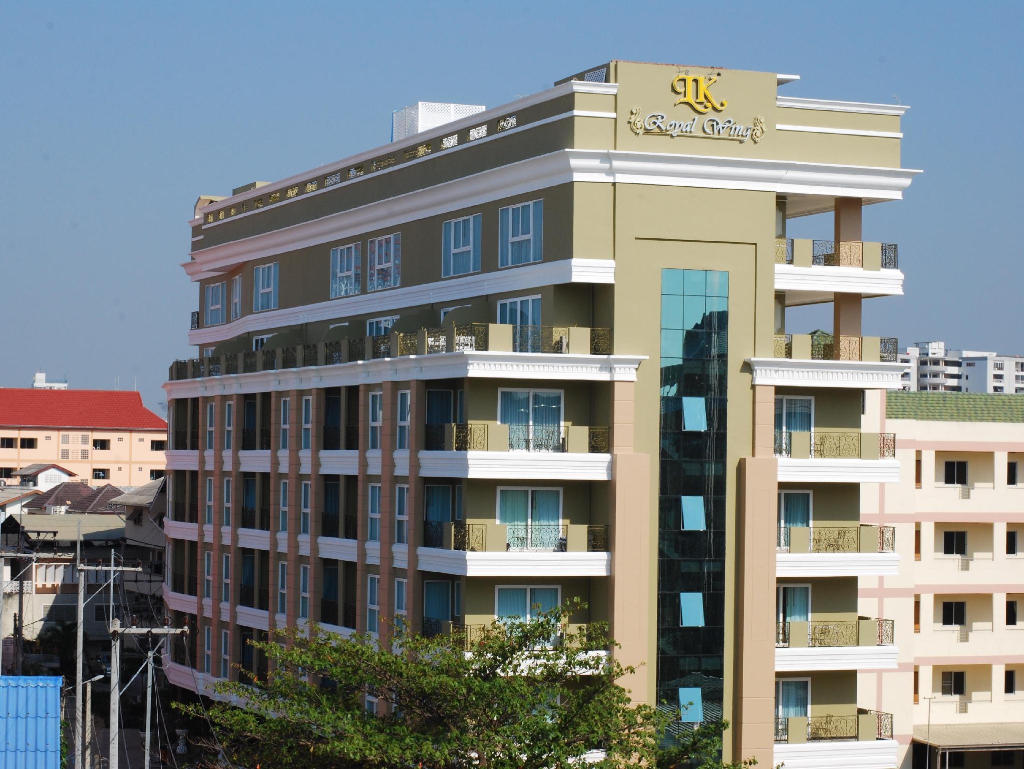 LK Royal Wing Hotel แอลเค รอยัล วิง