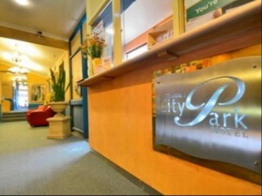Adelaide City Park Motel