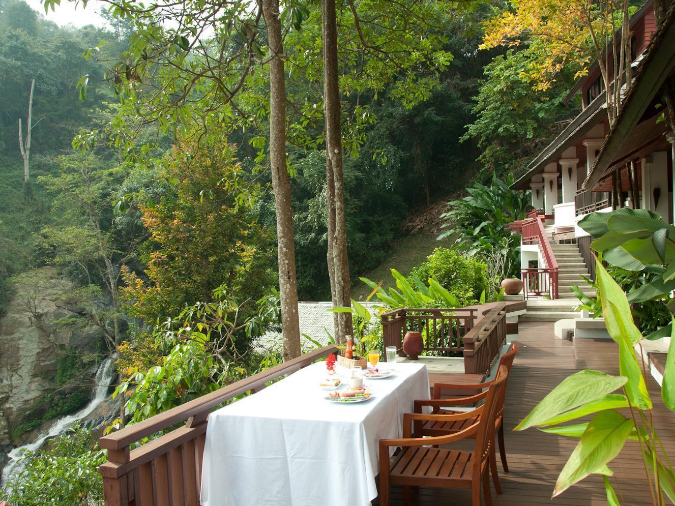 Kangsadarn Resort & Waterfall กังสดาล รีสอร์ท แอนด์ วอเตอร์ฟอลล์