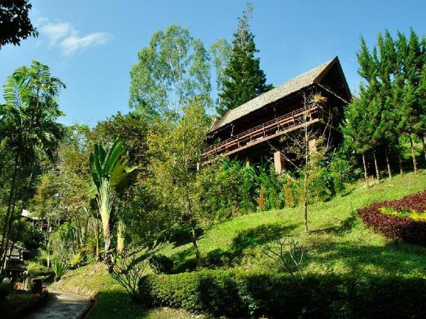 Kangsadarn Resort & Waterfall Chiang Mai