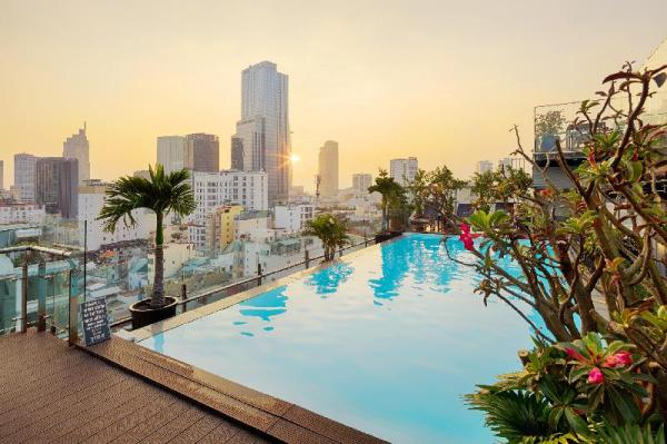 Grand Silverland Hotel & Spa Ho Chi Minh City