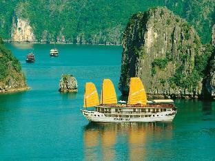 中南半島帆船酒店