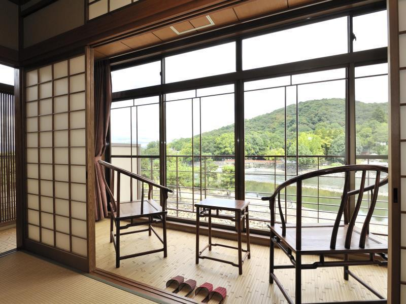Akebono:dlx Japanese Style(W/Riverviewhalf-Openair Spa)
