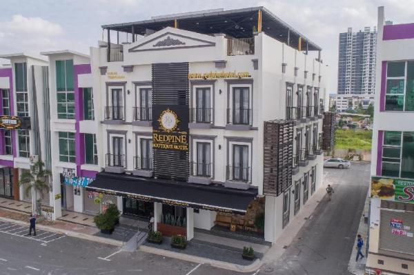 Redpine Boutique Hotel Johor Bahru