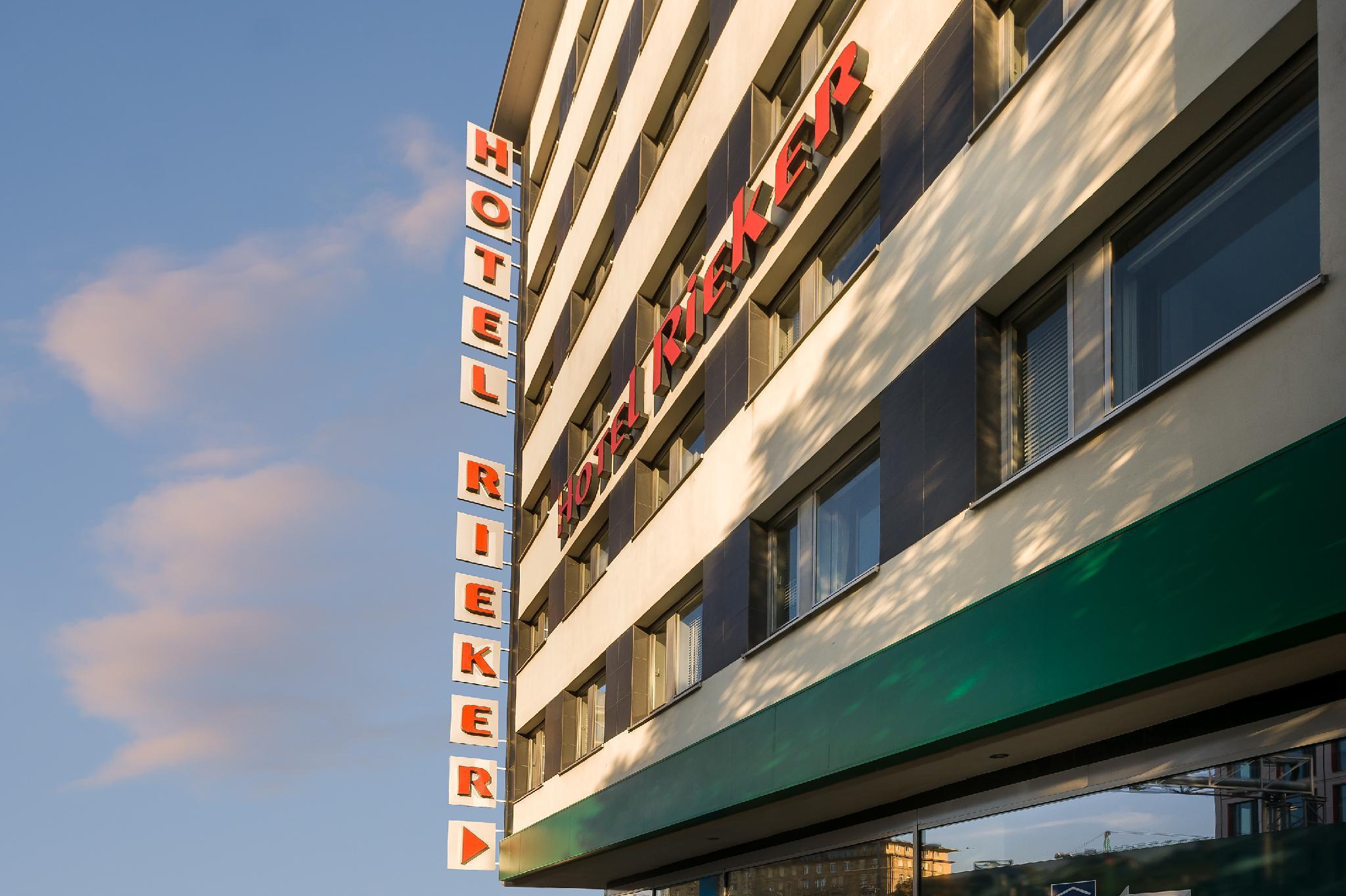 Novum Hotel Rieker Stuttgart Hauptbahnhof ��