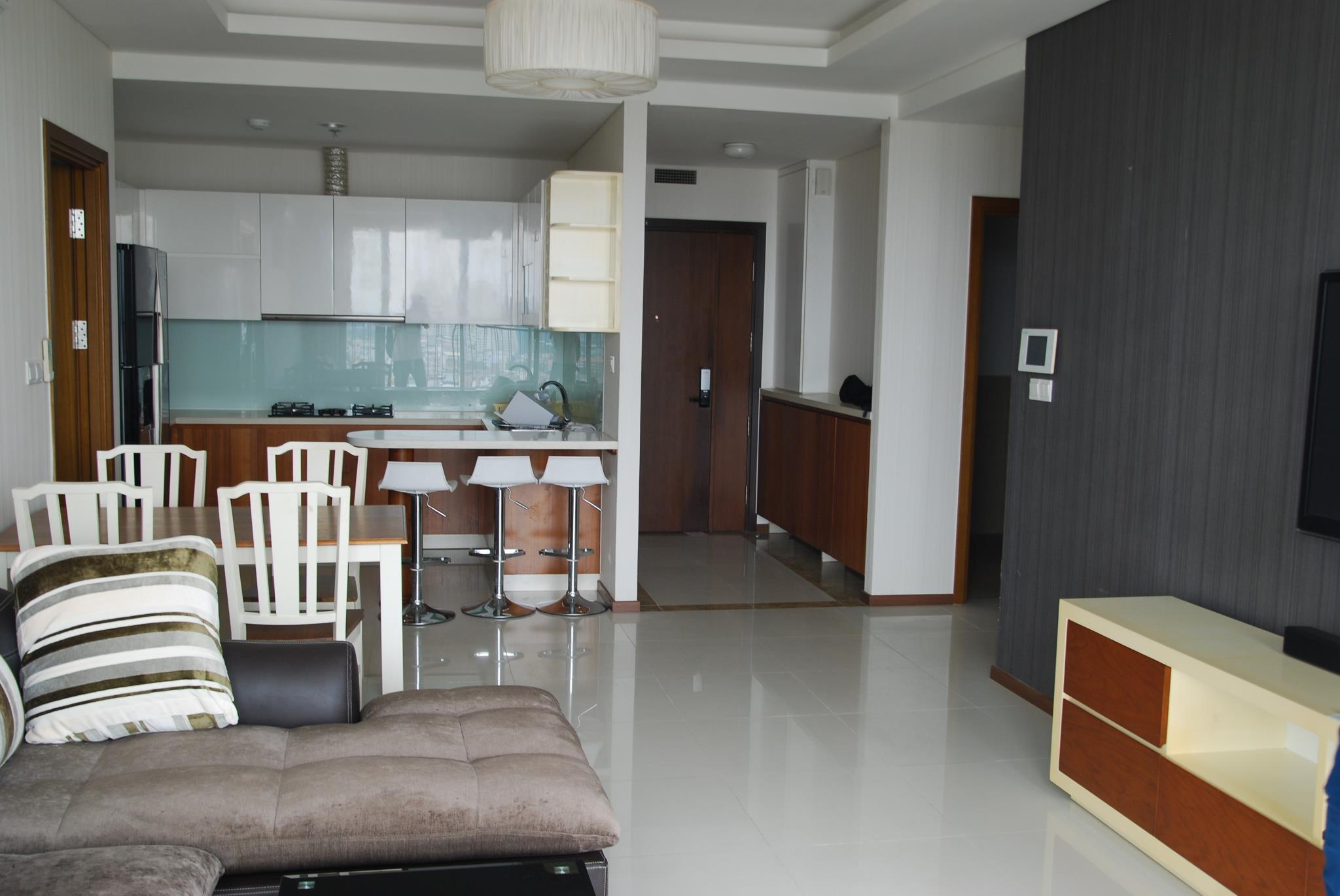 Giac Thanh 2 Bedroom Apartment @Thao Dien Pearl