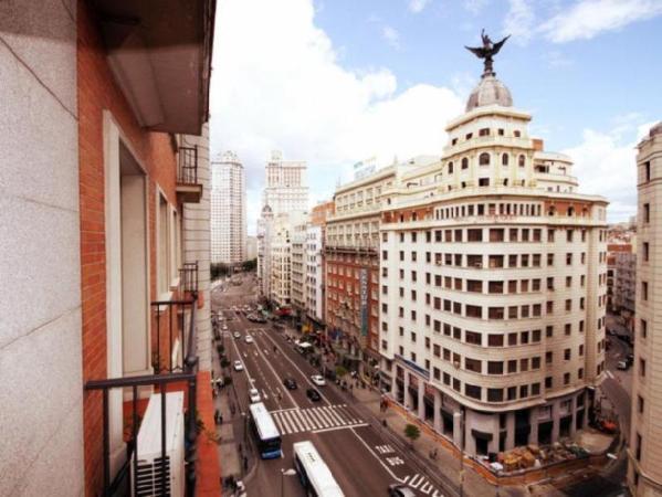 Hostel Muchomadrid Madrid