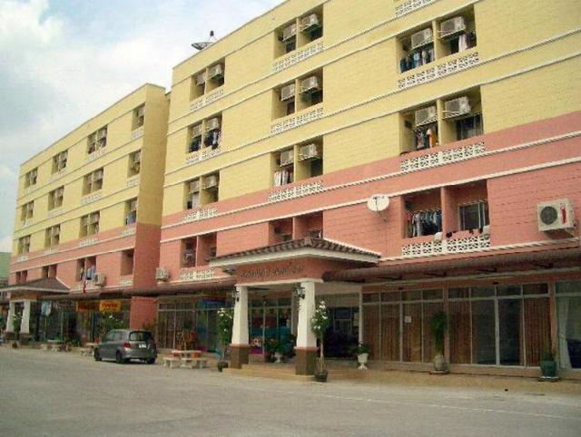 สุวรรณภูมิ แมนชั่น – Suvarnabhumi Mansion