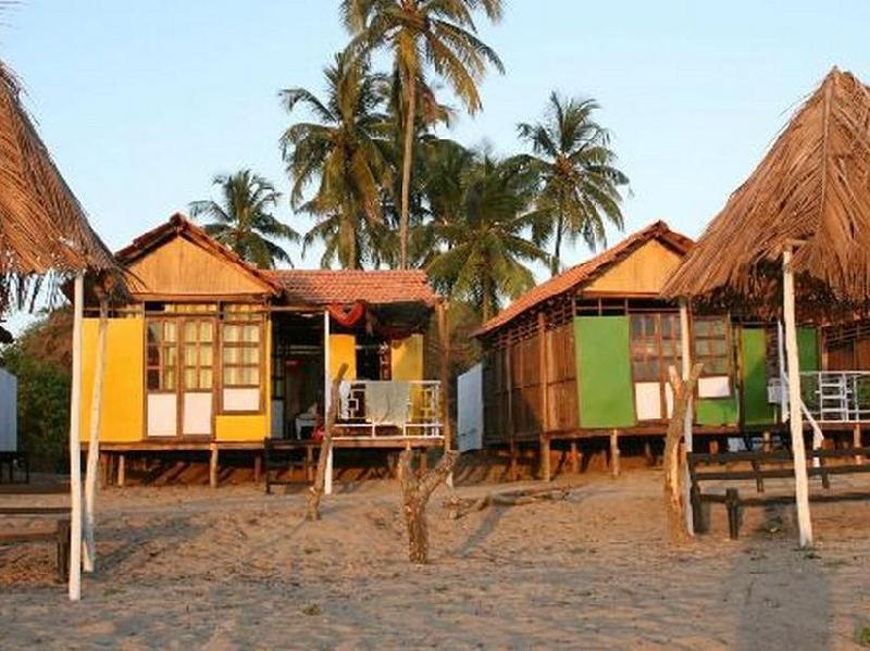 Agonda Romance Beach Huts Hotel South Goa