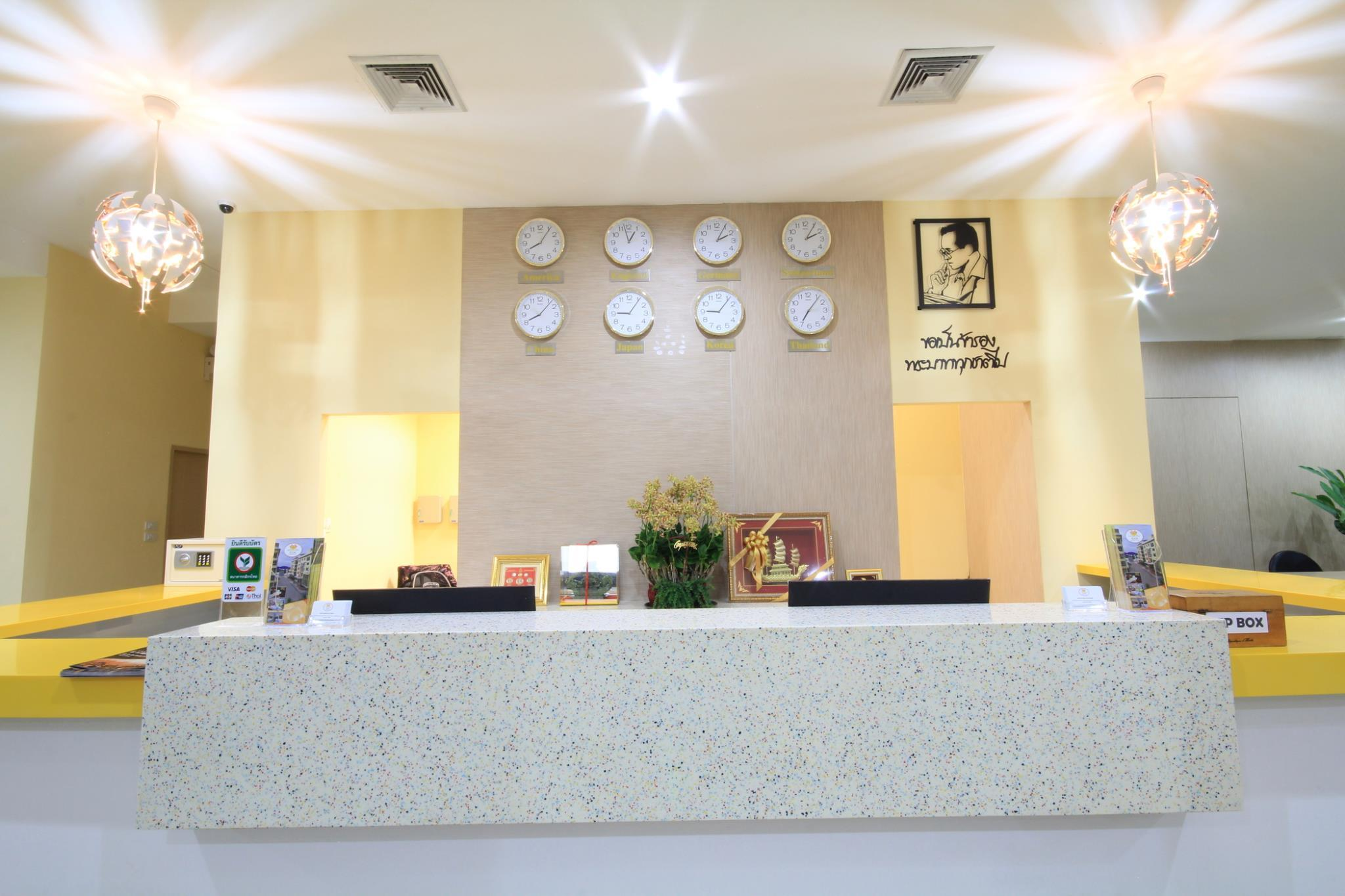 Review Siam Golden Place