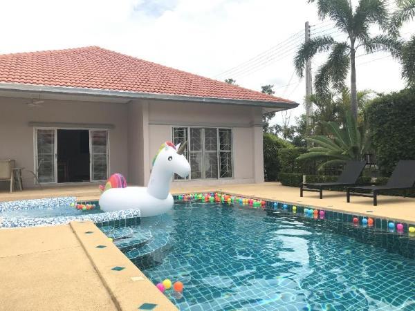 Baan Plub Plung Pool Villa Pattaya