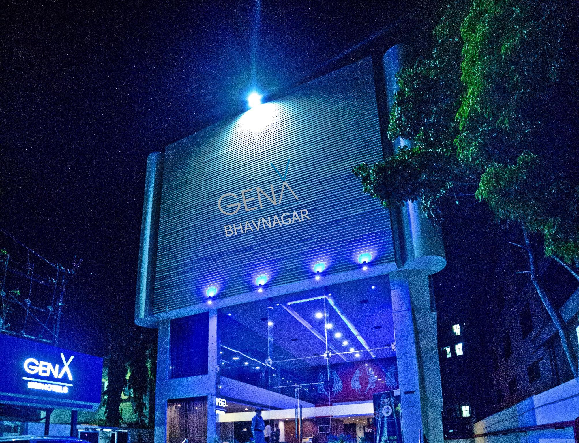 Gen X Bhavnagar 1589 Hotel