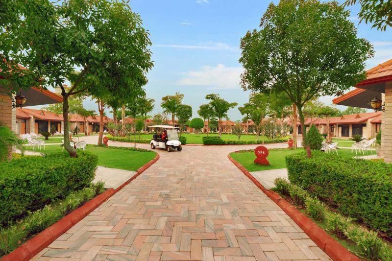 Shri Radha Brij Vasundhara Resort And Spa   Goverdhan