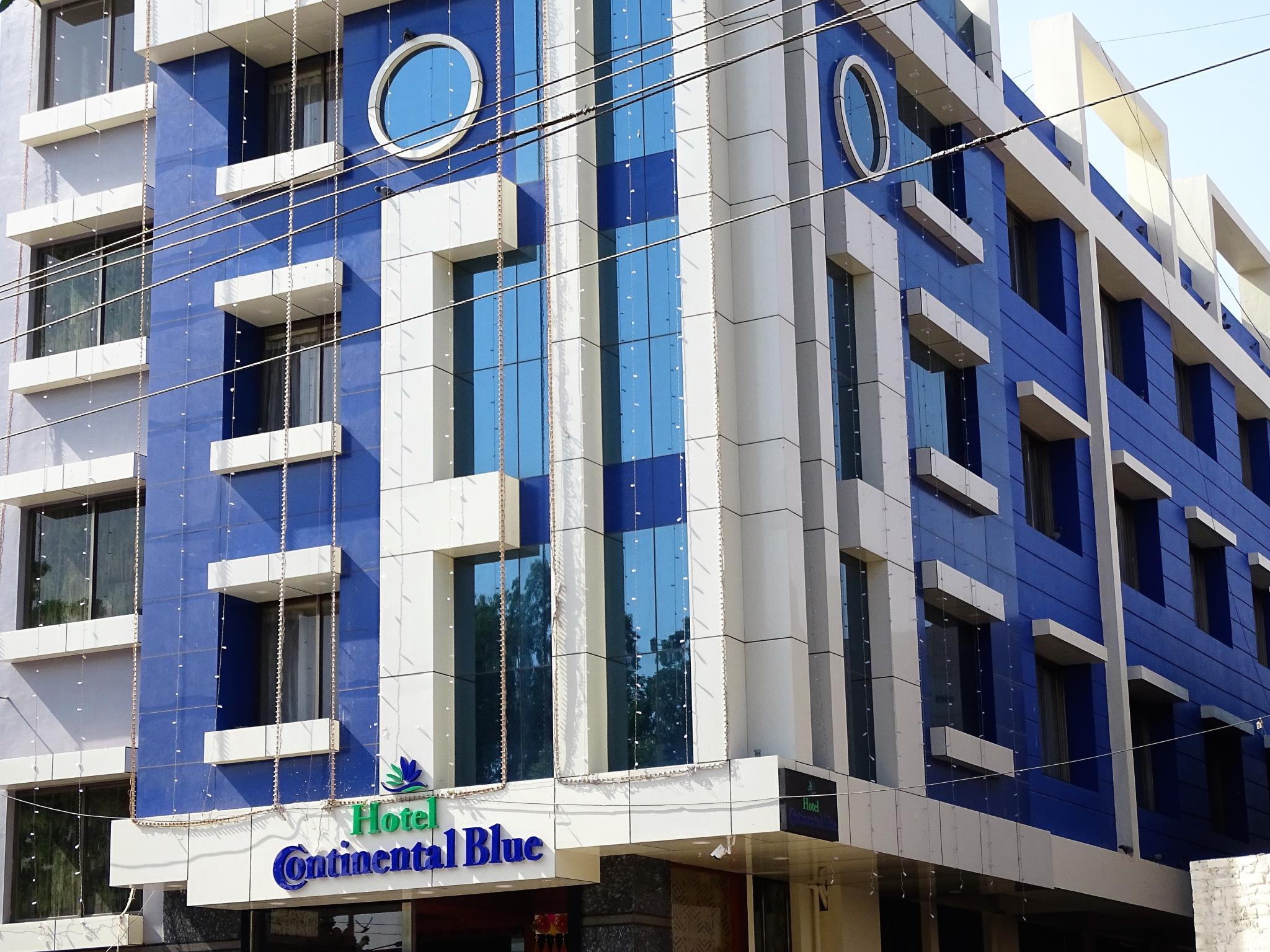 Hotel Continental Blue
