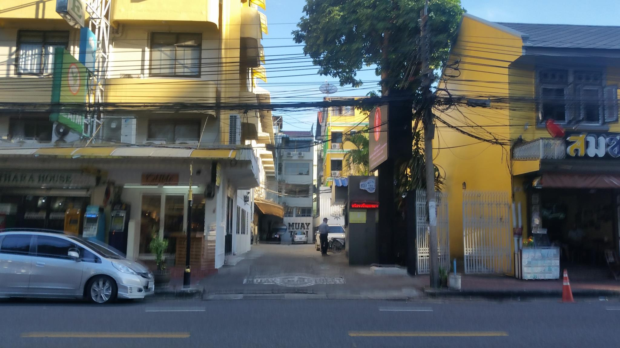 Muaythai Hostel