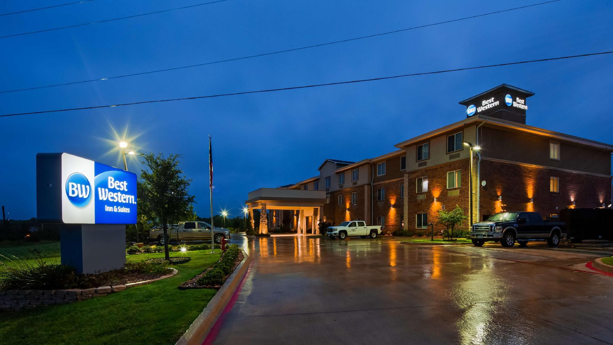 Best Western Bowie Inn And Suites