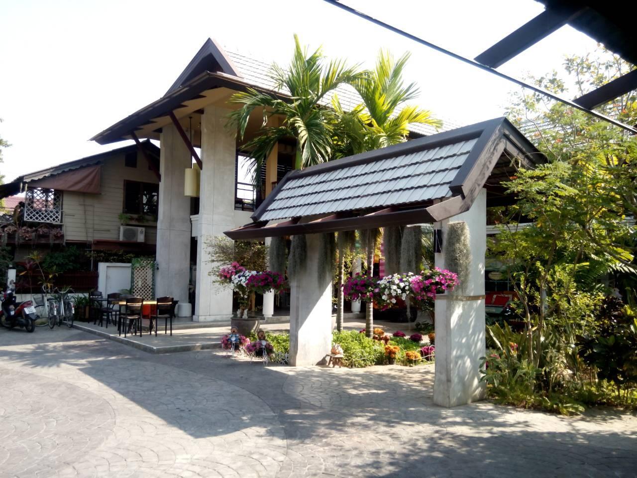 บ้านพอดี เกสท์เฮาส์ (Baanpordee Guesthouse) CR Pantip
