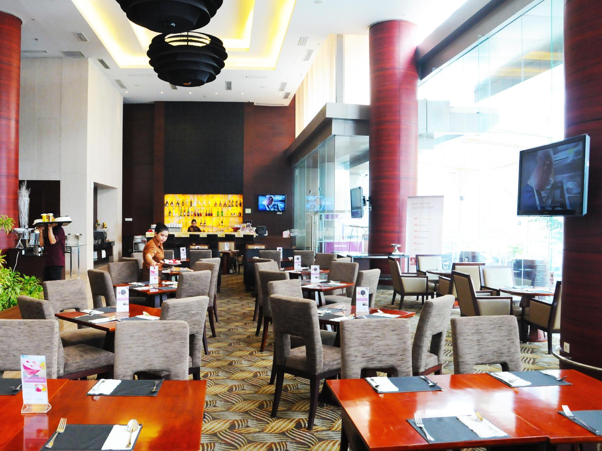 Lokasi Swiss-Belinn SKA Pekanbaru Complex SKA Mall Jl. Soekarno-Hatta Lot.69