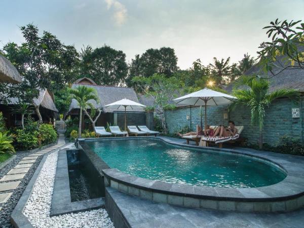 The Nicho's Bungalows Lembongan Bali