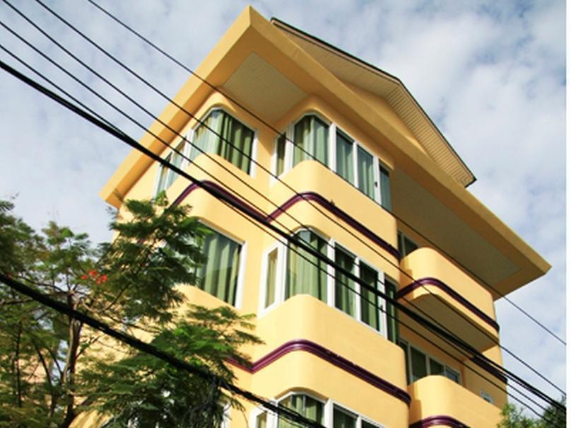 101 Sukhumvit Service Apartment 101 สุขุมวิท เซอร์วิช อพาร์ทเม้นท์