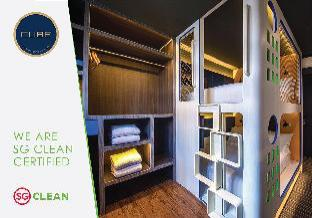 CUBE Family Boutique Capsule Hotel @ Chinatown (SG Clean Certified)