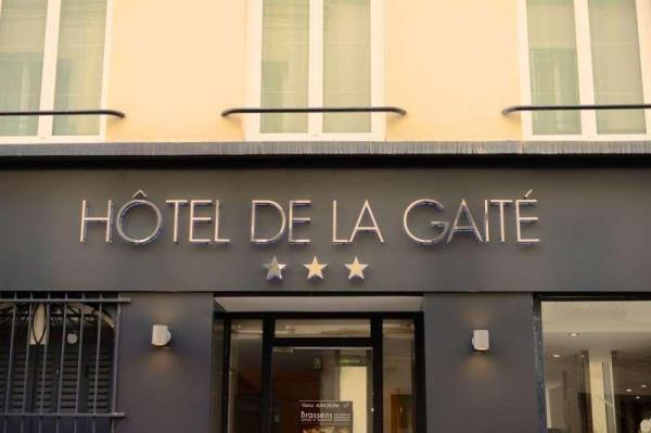 Hotel de la Gaite Paris