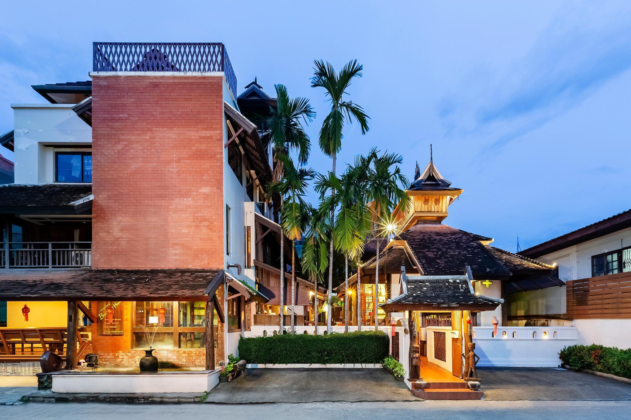 Amata Lanna Jangmuang(Old Name:Jangmuang Boutique House อมตะล้านนาแจ่งเมือง (ชื่อเดิมแจ่งเมืองบูทิกเฮาส์)