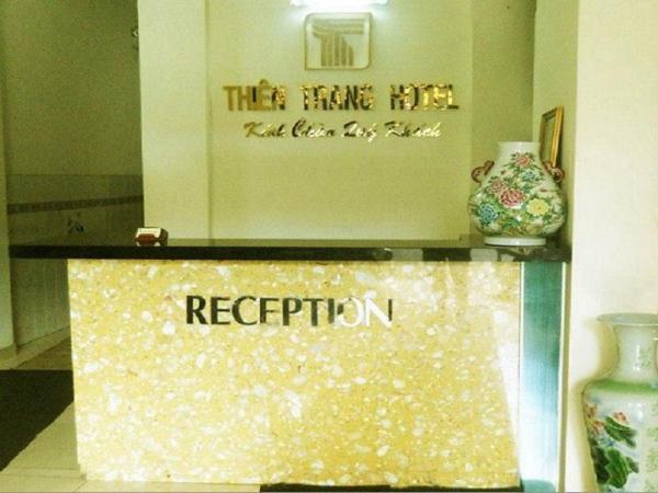 Thien Trang Hotel Ho Chi Minh City