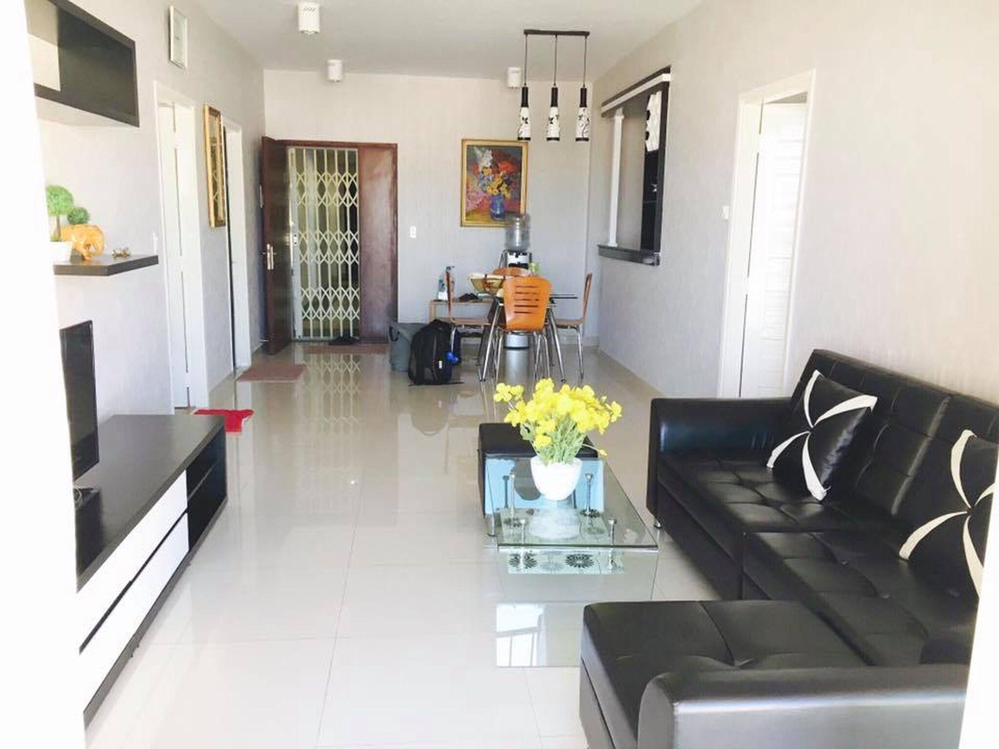 Tran Duy Two Bedrooms Vung Tau Plaza Apartment