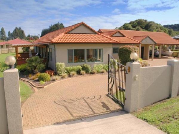 Springwaters Lodge Bed & Breakfast Rotorua