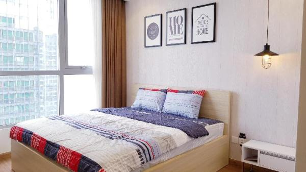 Brand new cozy apartment - 5 mins to District 1 Ho Chi Minh City