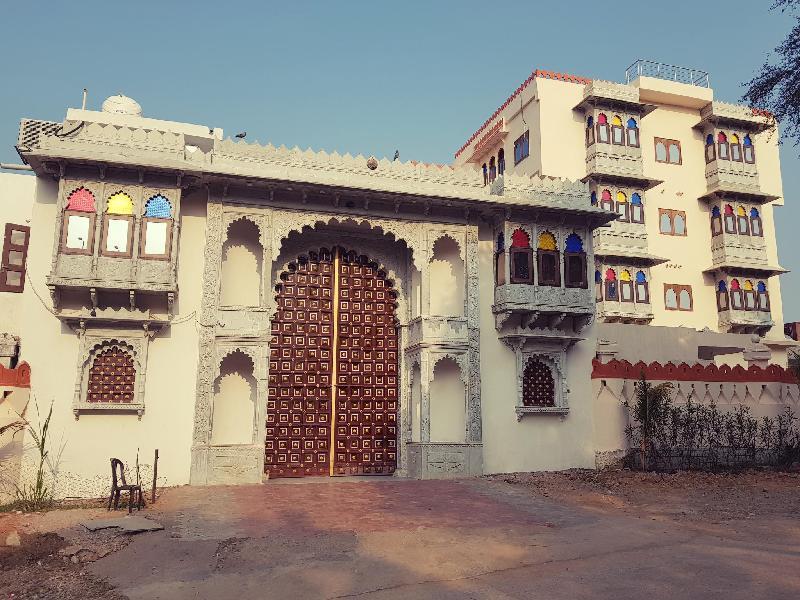 Castle Narela Hotel Resort Chittorgarh In India