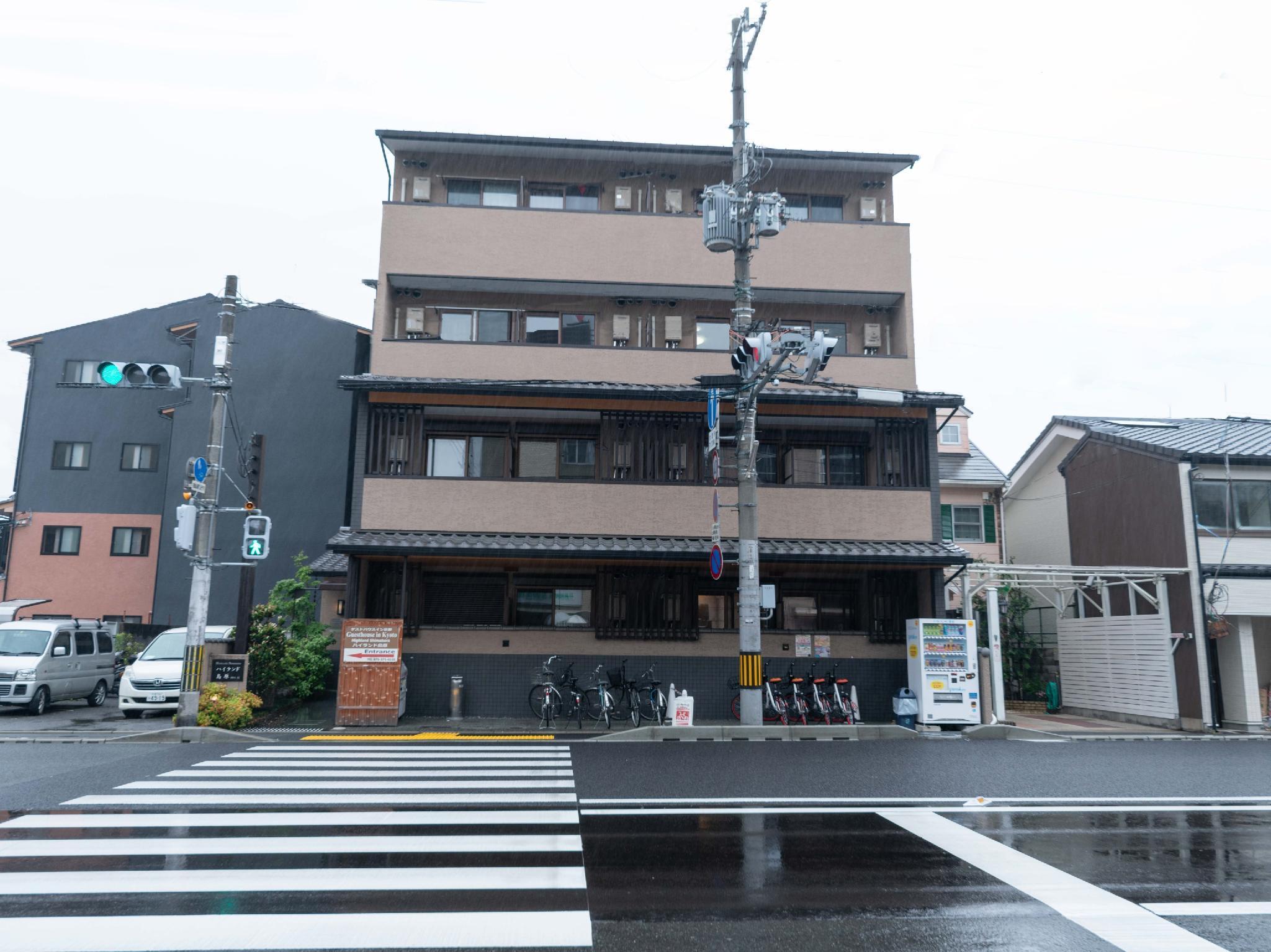 OYO 641 MUSUBI KYOTO  Shimabaraguchi