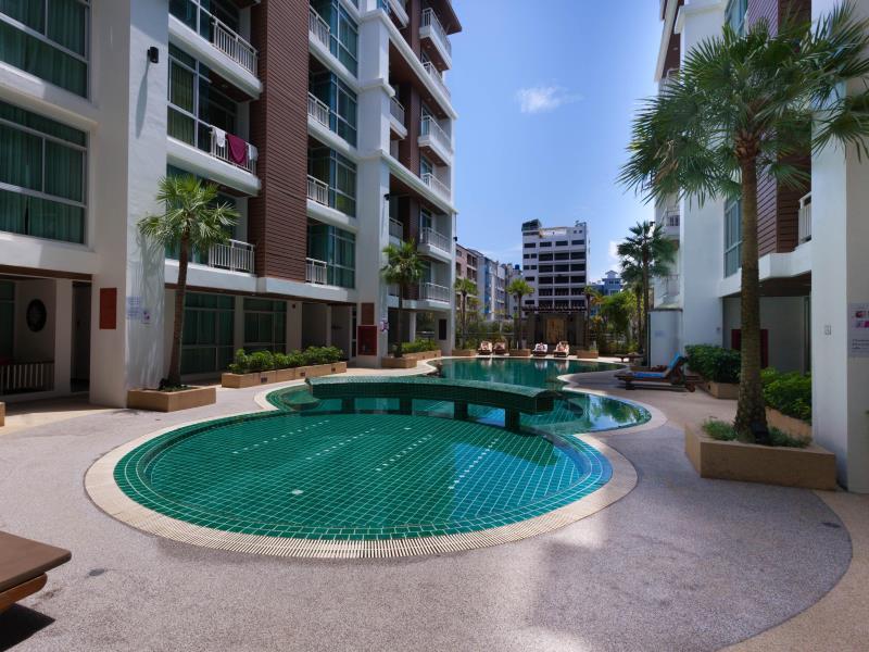 Art@Patong Serviced Apartments อาร์ต แอท ป่าตอง เซอร์วิส อพาร์ตเมนท์