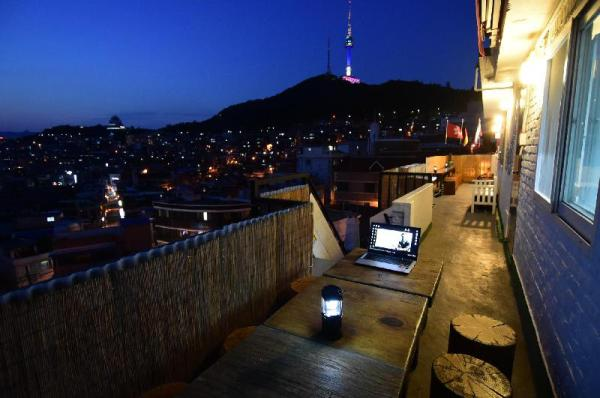 Namsan Photo Park Rooftop #302 Seoul
