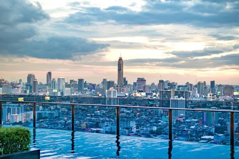 ModernLuxury Room In The Heart Of Bangkok Bathtub