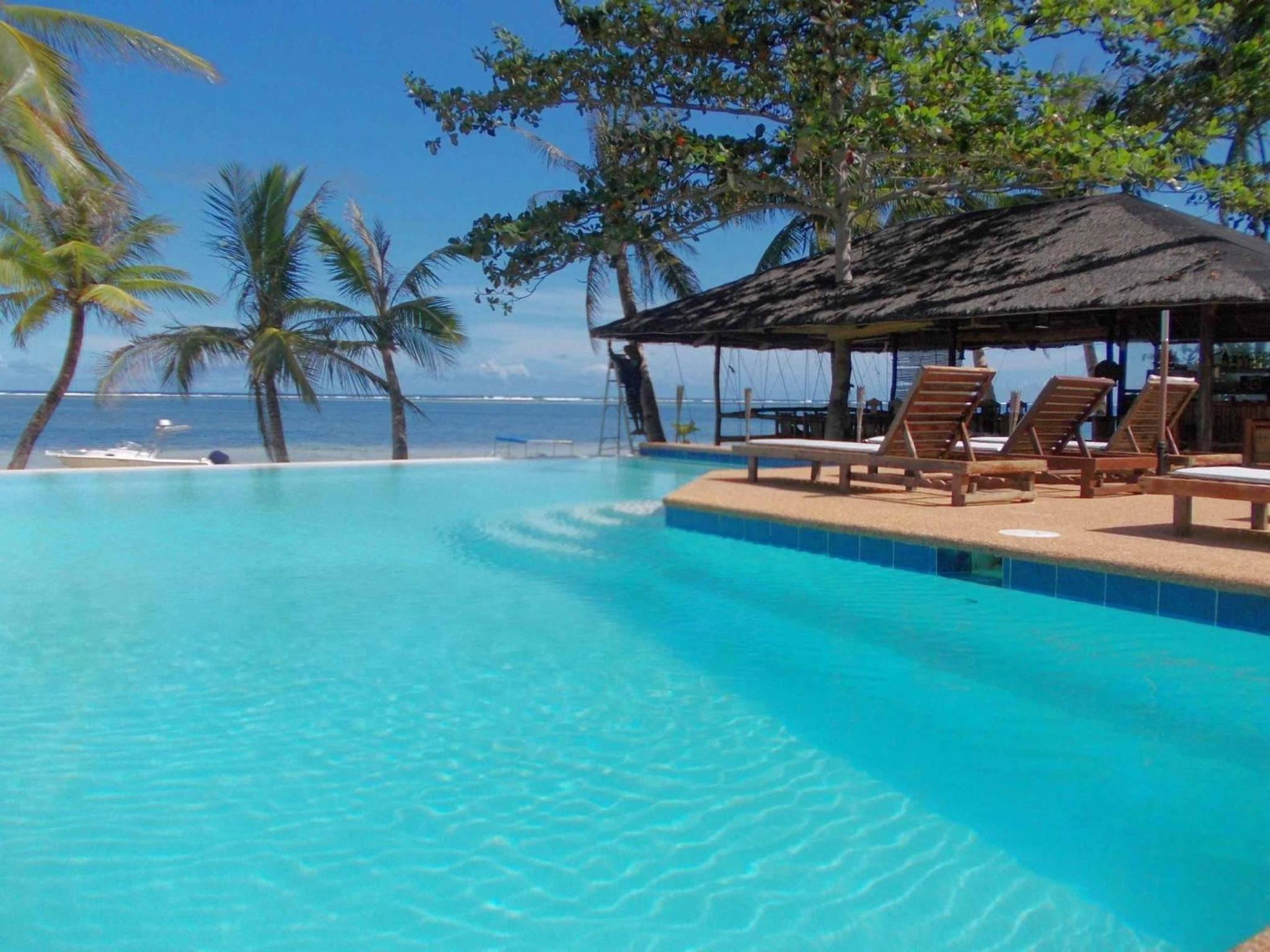 Romantic Beach Villas Siargao Island